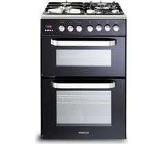 World Double Oven Electric Ceramic Cooker in Black for sale online Dual Fuel Cooker, Ceramic Cooker, Easy Cooking, Kitchen Design, Kitchen Ideas, Home Kitchens, Oven, Household, Home And Garden