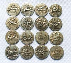 Old Coins Value, Coin Values, Romans, Love Art, Celine, Sculpture, Antiques, Book, Coining