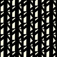 Marsman Black & White pattern by Stoflab
