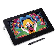 Computers/tablets & Networking Technique/comic/animation Rapid Heat Dissipation Enthusiastic Wacom Large Pth-851 Tablet For Drawing,for Pro Artist