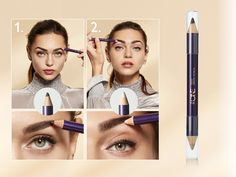 The ONE Duo Brow Pencil | Beauty Edit | Oriflame Cosmetics