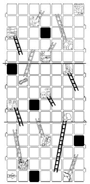 Make your own board game with these free printables