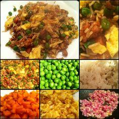 Wat maakt nasi lekker? Ingrediënten of goed afgekoelde rijst? Ik kies voor de @Chansbv #basmatirijst smakelijke groet @kookmetmij