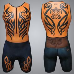 Cool Maori Trisuit - apparently from Epix 58029abefe5
