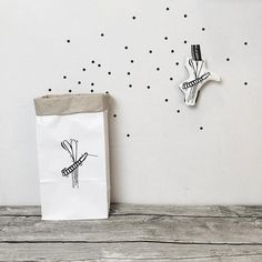 Mosquito - paper bags small XS 43 cm