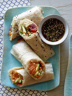 Poke Burrito