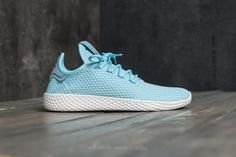 76f062e74 adidas Pharrell Williams Tennis HU Ice Blue  Ice Blue  Tactile Blue at a  great price 104 € buy at Footshop