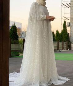 gothic wedding dresses plus size Wedding Abaya, Wedding Hijab Styles, Muslimah Wedding Dress, Muslim Wedding Dresses, Disney Wedding Dresses, Muslim Brides, Princess Wedding Dresses, Dream Wedding Dresses, Bridal Dresses