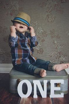 cute birthday ideas for 1 year old boy