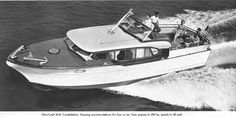 Motor Yachts, Cabin Cruiser, Chris Craft, Wooden Boats, Constellation, Vehicles, Boats, Wood Boats, Car