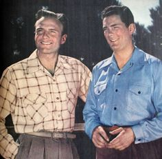 1940s Men's Shirts, casual styles