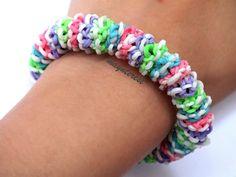 Pulsera de gomitas Gumdrop (SIN TELAR-CON TENEDORES) Gumdrop bracelet (N...