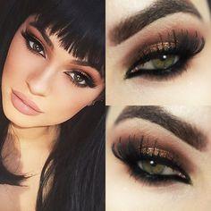 Tutorial – Maquiagem Ponto de Luz Poderosa da Kylie Jenner