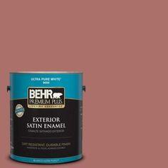 #pmd 81 Tandoori Spice Satin Enamel Exterior Paint