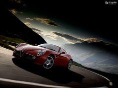 Papel de Parede - Alfa Romeo