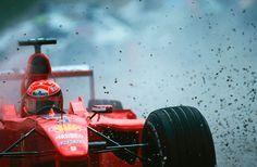 Michael Schumacher Ferrari 2000