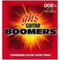 GHS GB81/2 Ultra Light+ Boomers Electric Guitar Strings (8.5-40) by GHS. $4.49. Roundwound Nickel-Plated Steel Passion, Power and Performance. The Dynamite Alloy Boomers continue to be the standard to play by. The bright, long-lasting tone continues to be THE power string. GHS strings are the music industry's choice whether you want a fat, bright tone, or a bluesy, warm & mellow tone. Before they leave the shop, each string is meticulously inspected by hand by qua...