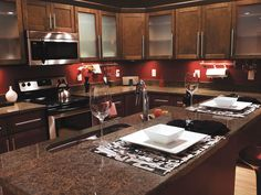 Quality Kitchen Cabinets | Cabinet Warranty : Cabinet Construction : Cabinet Finish | River Run Cabinetry