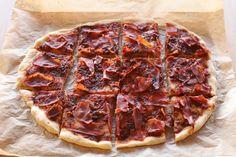 Glutenfri, melkefri, surdeig, surdeigssbakst, surdeigsbaking, pizza, pizzabunn, paleo Pepperoni, Paleo, Pizza, Food, Essen, Beach Wrap, Meals, Yemek, Eten