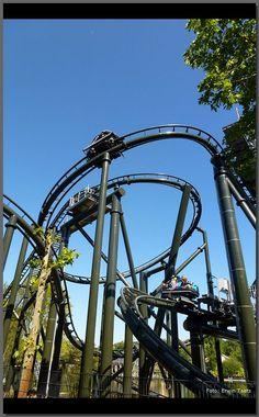 Dizz Spinning coaster