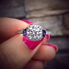 Tacori Engagement Rings That Took Over Insta In May - Designers & Diamonds