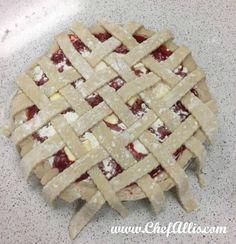Vodka Pie Crust