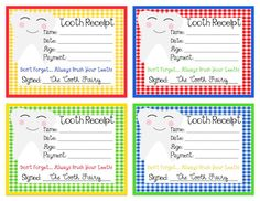 Image Detail For Printable Toothbrush Charts Tooth