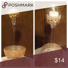Candle holder Blinged out candle holder tree Other