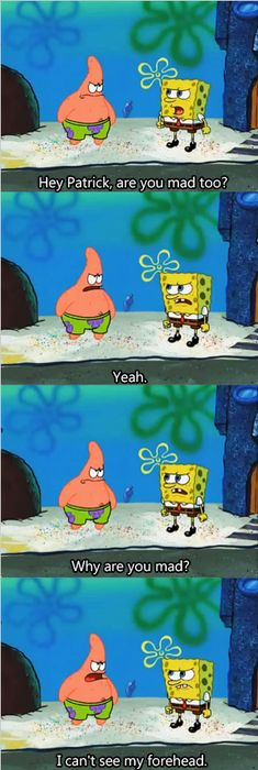 SpongeBob SquarePants - funny pictures - funny photos - funny images - funny pics - funny quotes - #lol #humor #funny