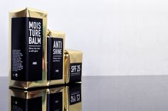 Packaging of the World: Creative Package Design Archive and Gallery: HYBRIS Cosmetics (Student Work)