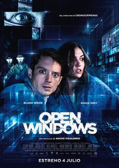 Open Windows - Estreno 4 de Julio