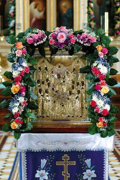 Пюхтицкая чудотворная икона Успения Пресвятой Богородицы Эстония