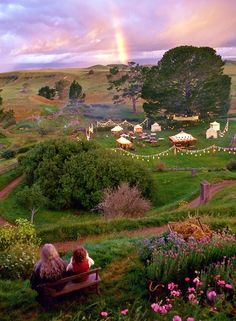The Shire, New Zealand... I just really need to go here!