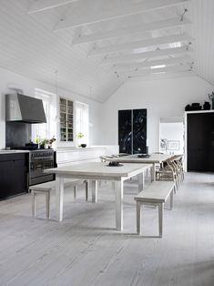 Home Of Designer Charlotte Lynggaard | Nina Visits    Photo By Birgitta Wolfgang