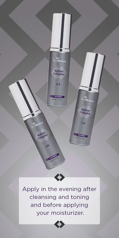 Enhance skin tone, texture, and resiliency with our Retinol Complex #antiaging #skinmedica #skinlaze