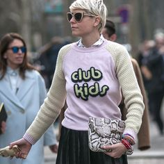 Day 8 Street Style at Paris Fashion Week