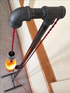 Industrial Floor Lamp Beer Bottle Lighting par newwineoldbottles