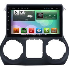 10.1 '' Android 6.0 Car GPS Navigation Stereo Radio for Jeep Wrangler 2011 2012 2013 2014 2015 2016 2017
