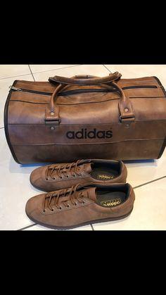 Jimmy Moore · Vintage Adidas Bags · Cracking Adidas Peter Black bag circa  70 s Keighley ... 0477ae37fe9eb
