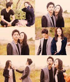 #drakor2012 #theinnocentman #songjoongki #moonchaewon #sweetmoment