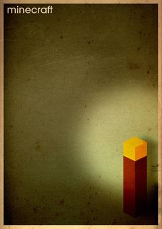 Minimalist Graphic Posters Of Classic Video Games