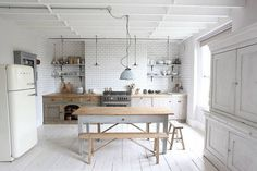 DOMINO:18 kitchens that have perfected minimalism
