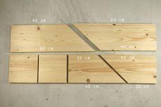 Tuto : une étagère d'angle murale 3