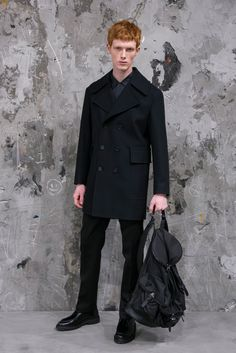 Sandro Fall 2015 Menswear - Collection - Gallery - Style.com