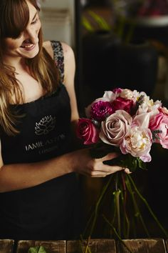 Florist Friday: Interview with Jamie Aston | Flowerona
