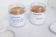 Census Spices - www.hannakb.com