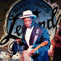 buddy guy | Buddy Guy at Buddy Guy's Legends [ Buddy Guy's Legends Show ...