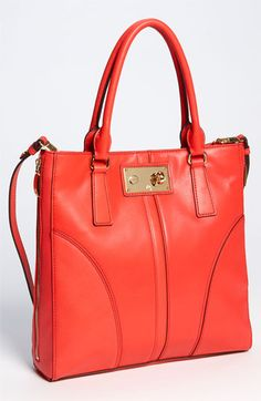 Milly Leather Tote