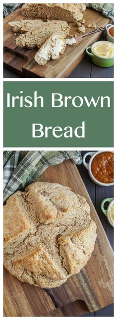 Here is a whole wheat version of the Irish Soda Bread I made last year. Irish Brown Bread (also known as Wheaten Bread) is a no yeast quick bread made with more whole wheat flour than white, baking…