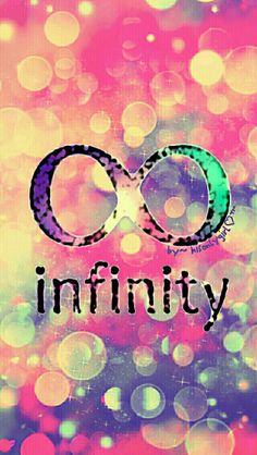 Infinity bokeh wallpaper I created for the app CocoPPa.